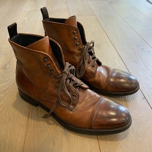 To Boot New York Men's Brown Boots